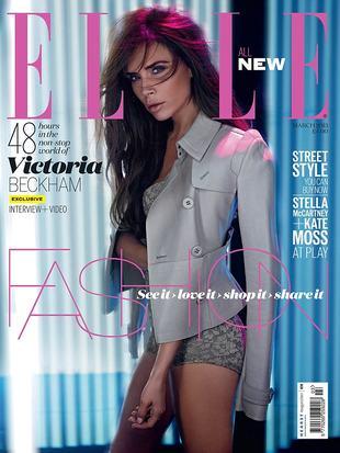 Victoria Beckham: Ja nie muszę pracować