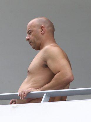 Vin Diesel strasznie się zapuścił (FOTO)