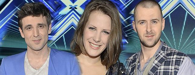 Ezzat, Gawor czy Hyży? Kto wygra X Factor? (FOTO)