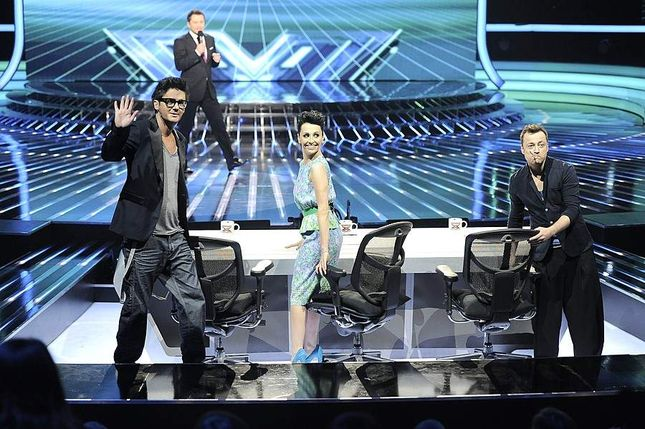 X Factor: starcie gigantów muzycznych (RELACJA)