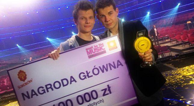 Piotr Szumlas i Jakub Zaborski wygrali 5. Must be the Music