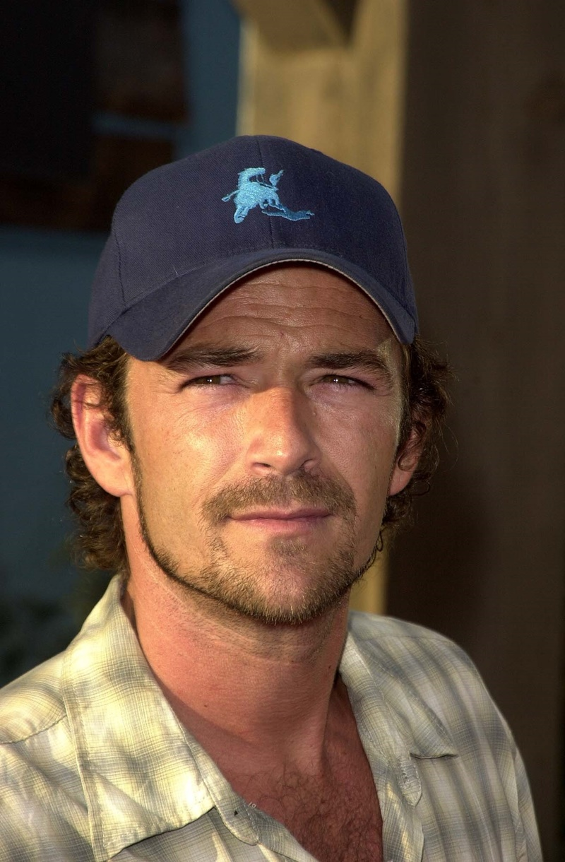 Luke Perry Dead at 52 After A Massive Stroke Los Angeles Premiere Of 30 Miles from Nowhere