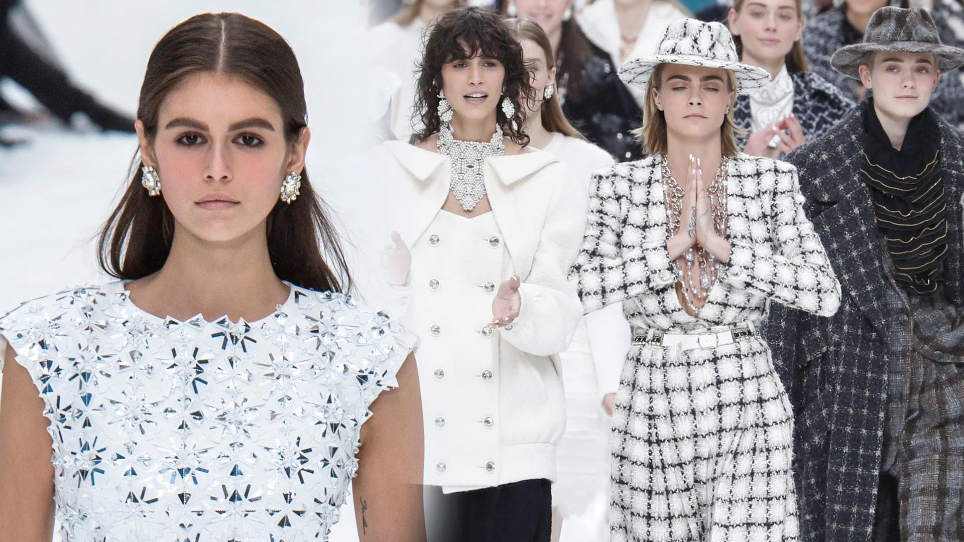 NIEZWYKŁY pokaz Chanel – dwa tygodnie po śmierci Karla Lagerfelda