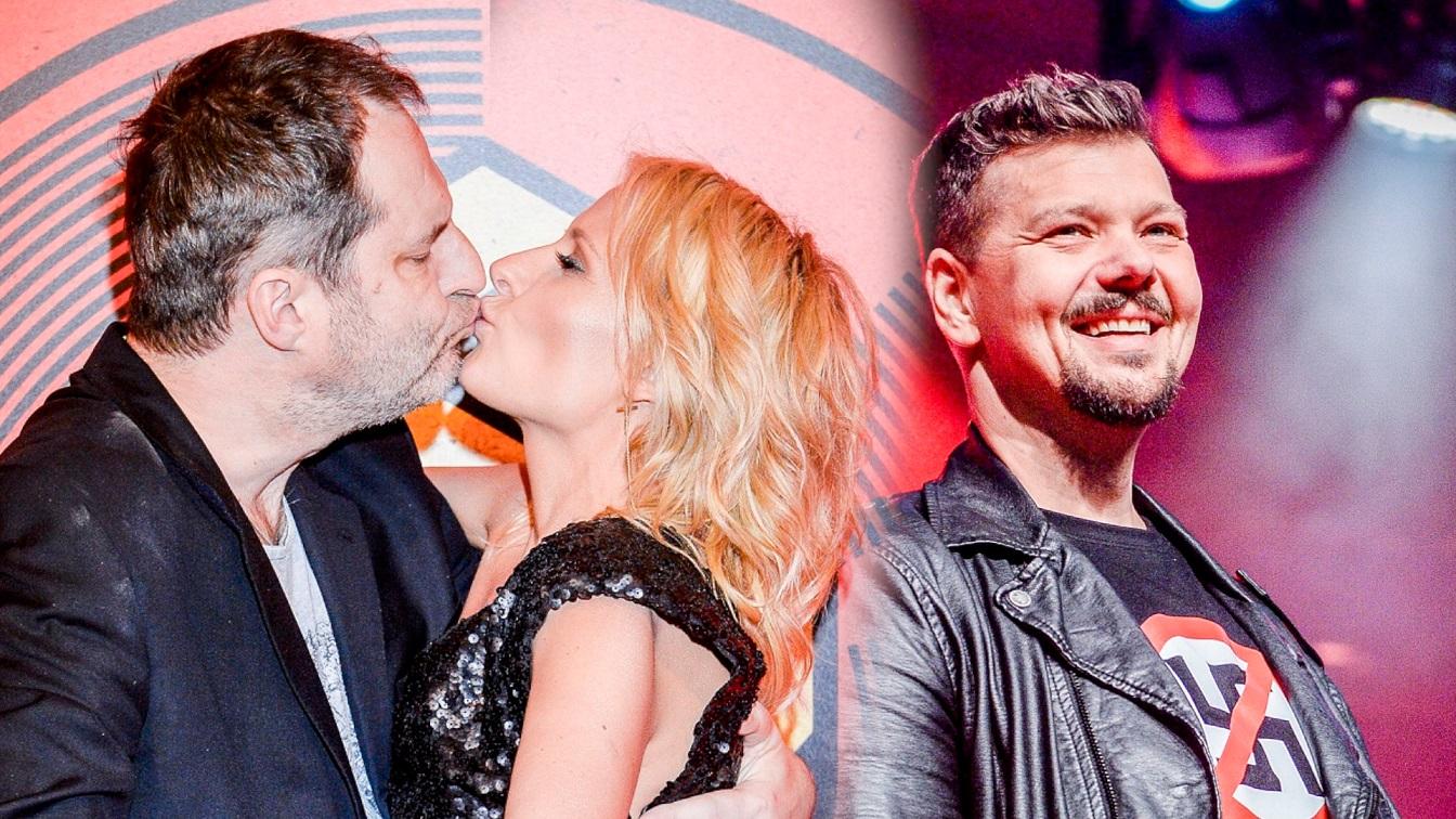 Gala Płyty Rocku Antyradia 2019. Odchudzony Michał Figurski i kolorowa Monika Miller