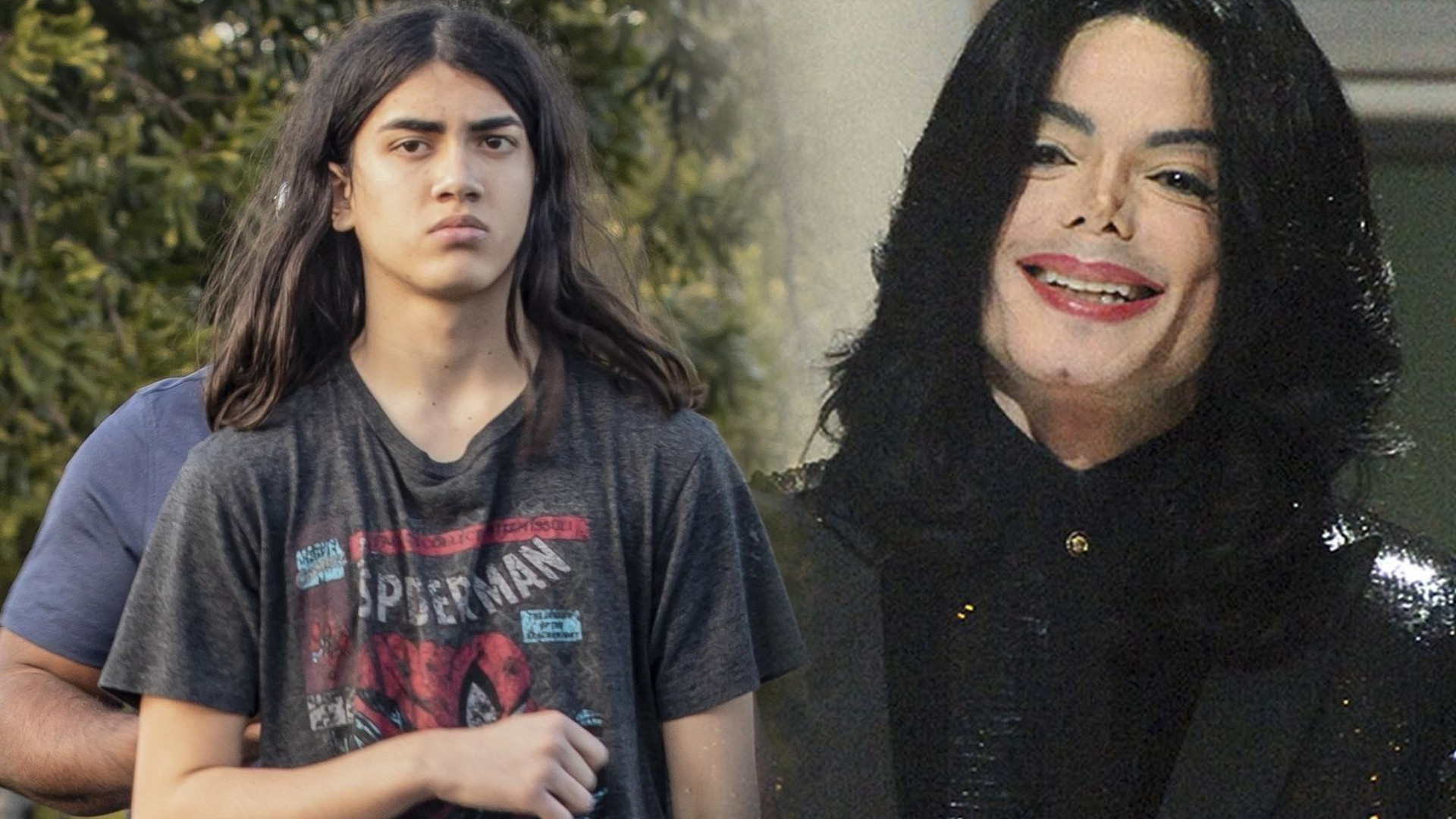 Niepokojące zachowanie Blanketa Jacksona – nie radzi sobie z zarzutami wobec Michaela