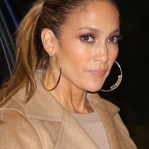 *EXCLUSIVE* Jennifer Lopez heads out for late night meeting in NYC Jennifer Lopez