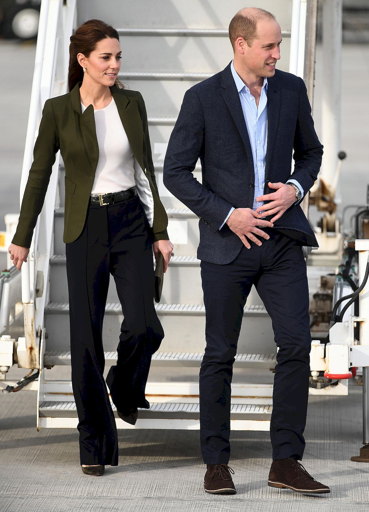 Duke and Duchess of Cambridge's Official Visit to Cyprus