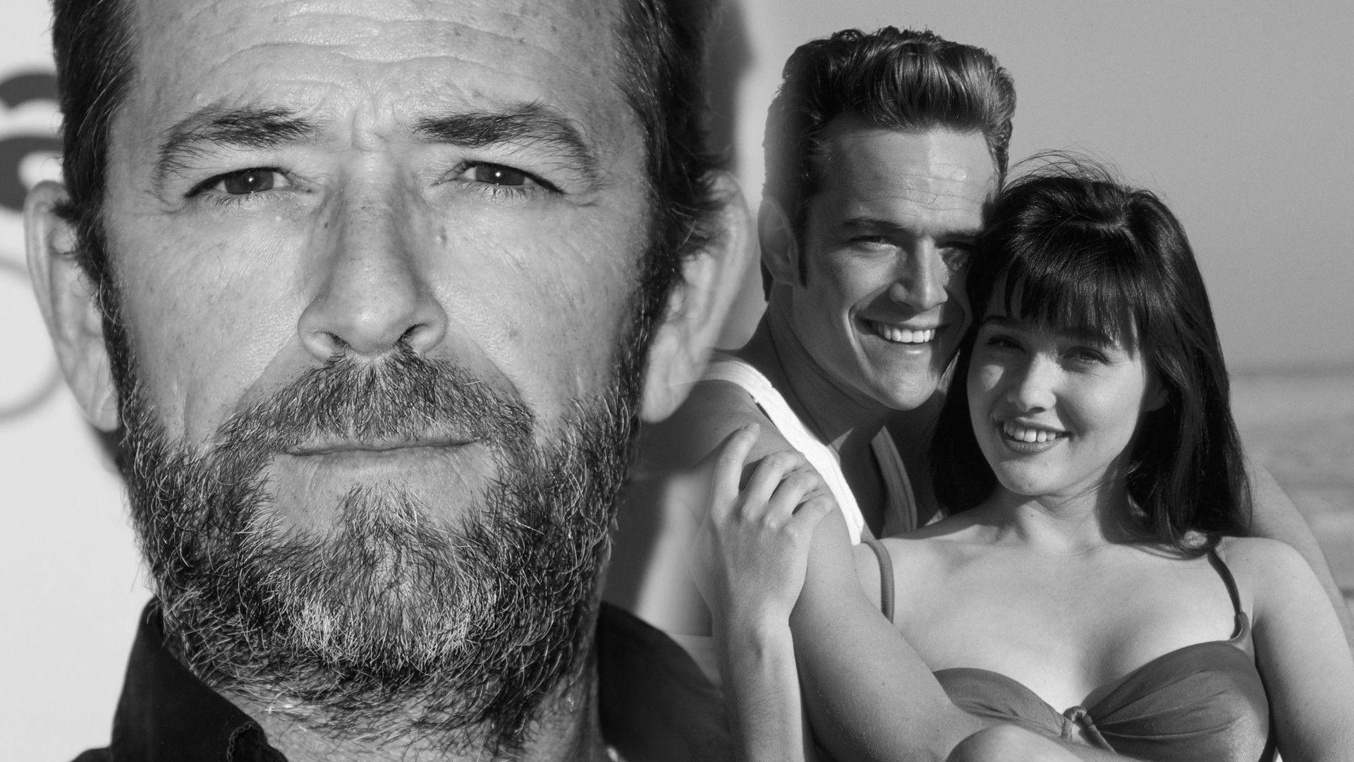 Gwiazdor Beverly Hills 90210, Luke Perry, NIE ŻYJE