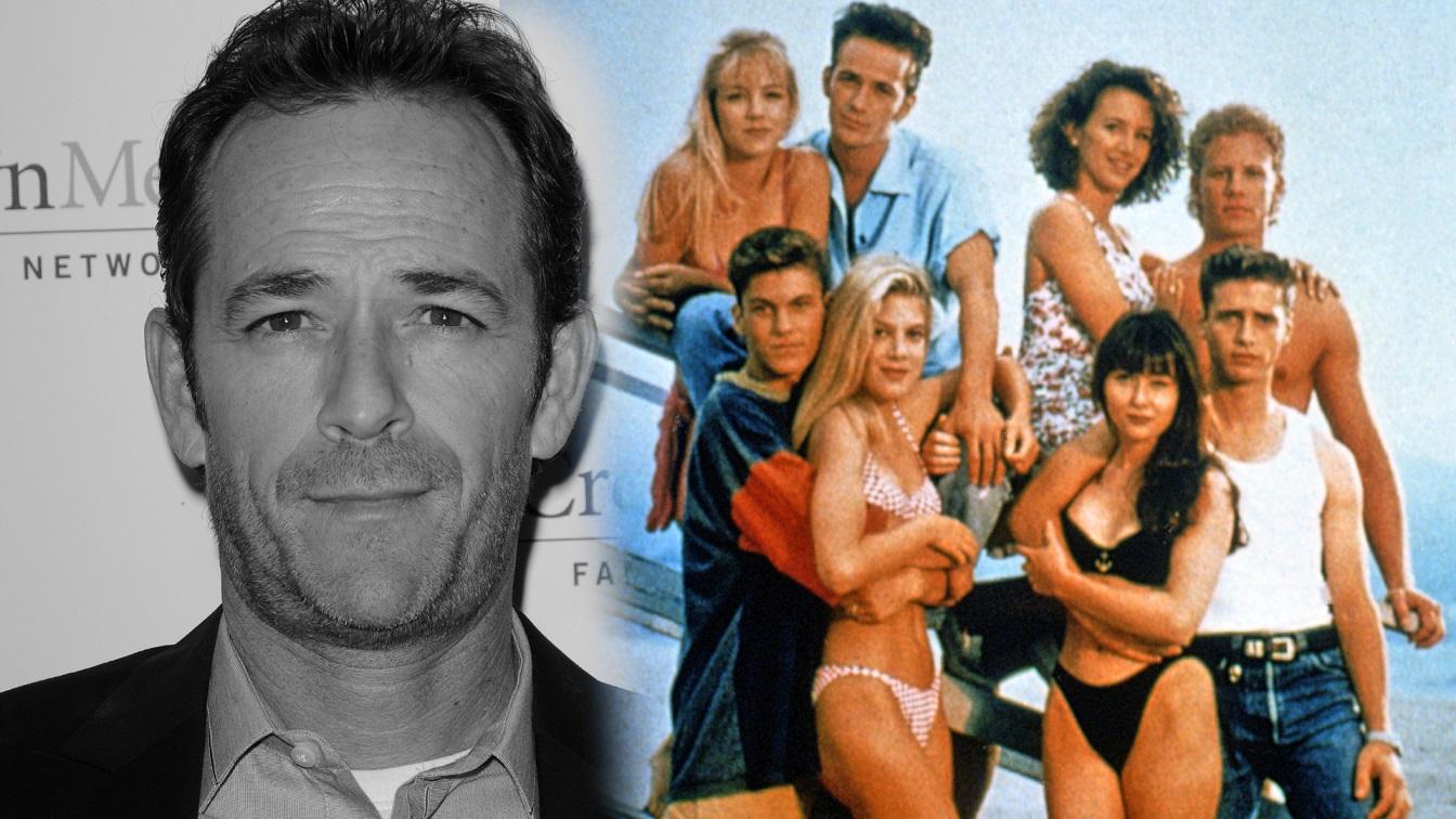 """Śmierć Luka Perrego pokrzyżowała plany. Co dalej z """"Riverdale"""" i """"Beverly Hills, 90210""""?"""