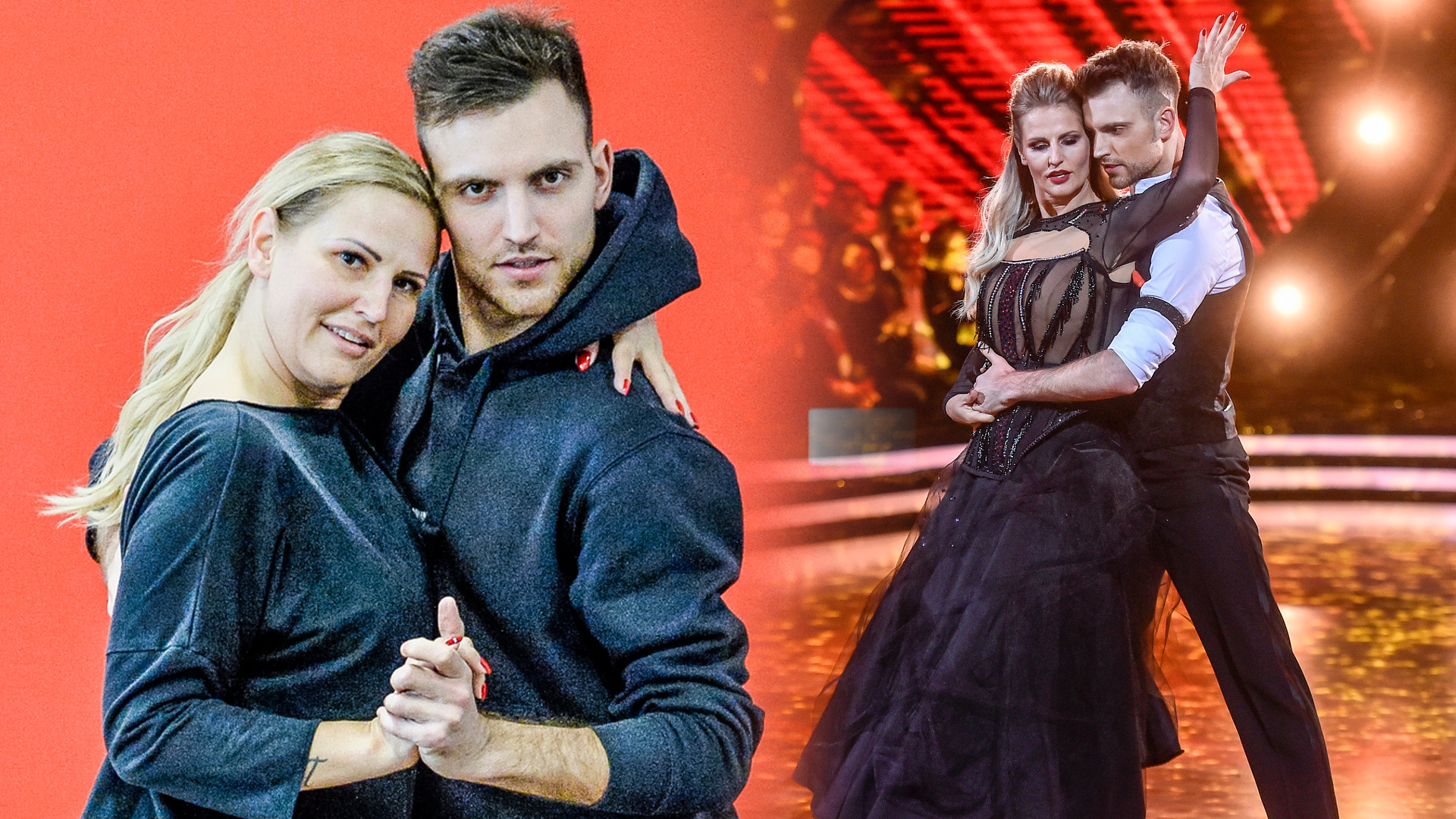 Wojtek Jeschke, z którym Dominika Tajner tańczyła w TzG, skomentował rozstanie jej i Michała