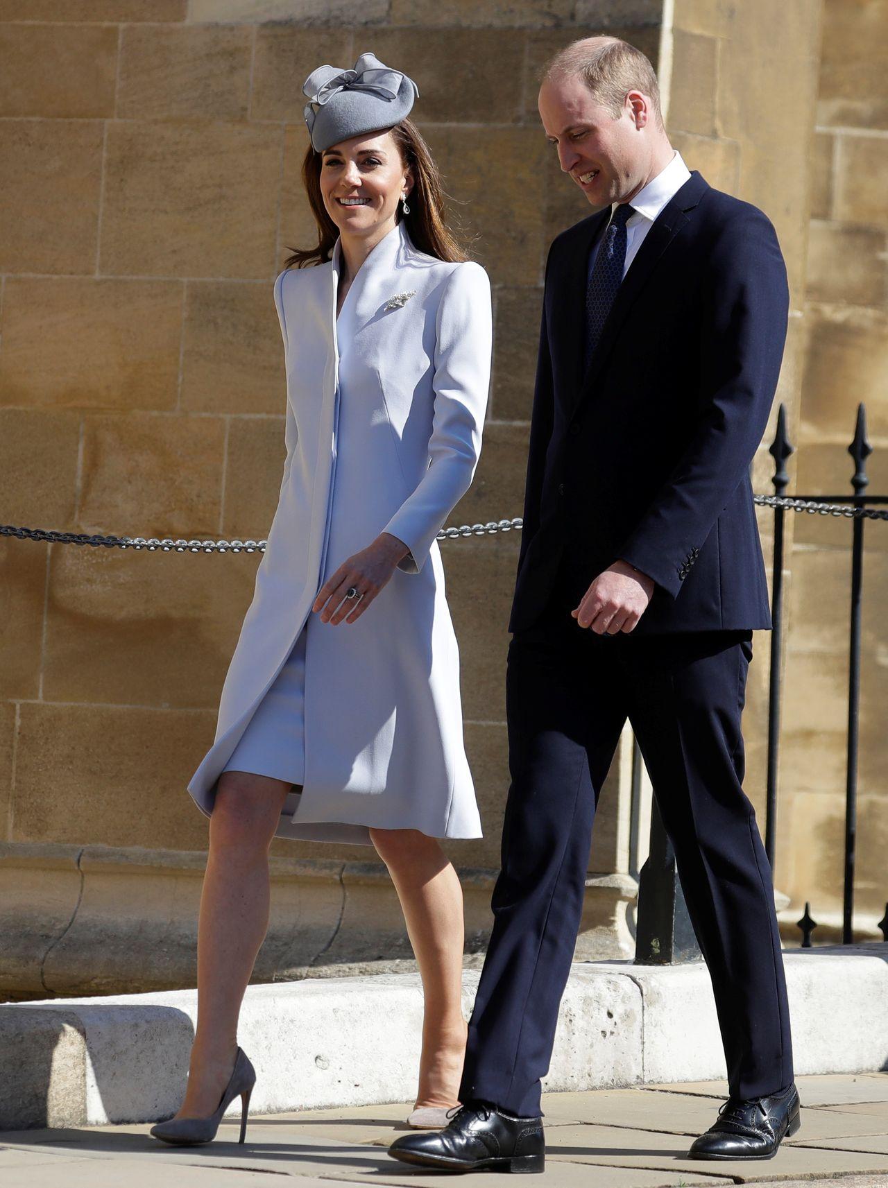 księżna Kate Middleton Wielkanoc 2019