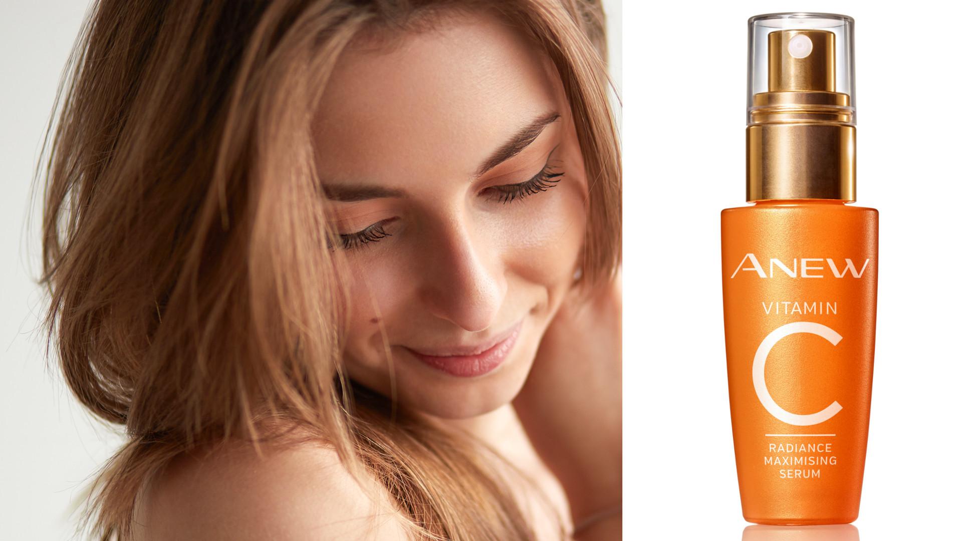 Poznaj najskuteczniejsze serum AVON ANEW z witaminą C (materiał partnera)