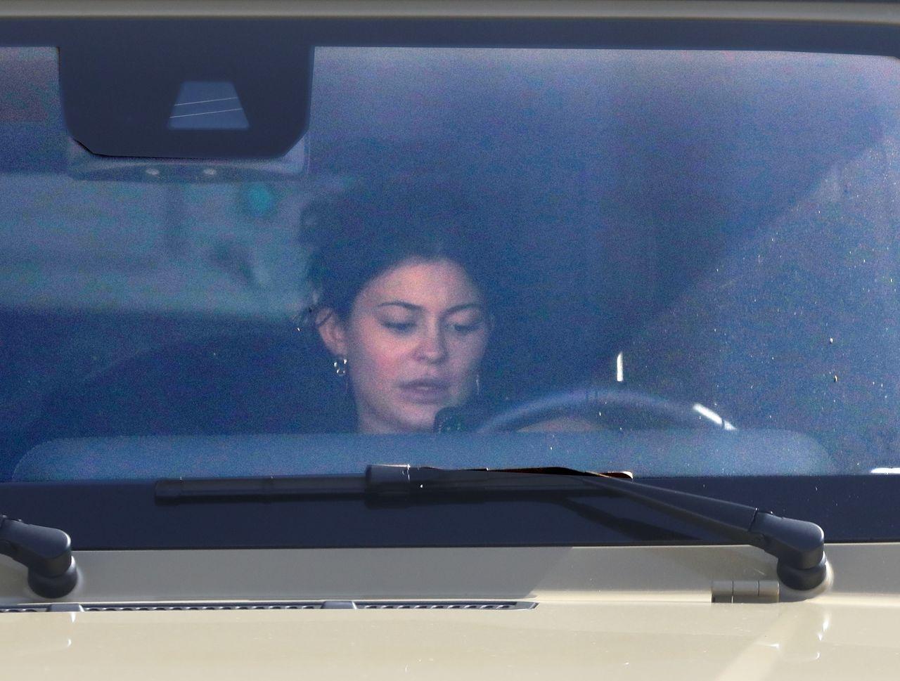 Kylie Jenner bez makijażu