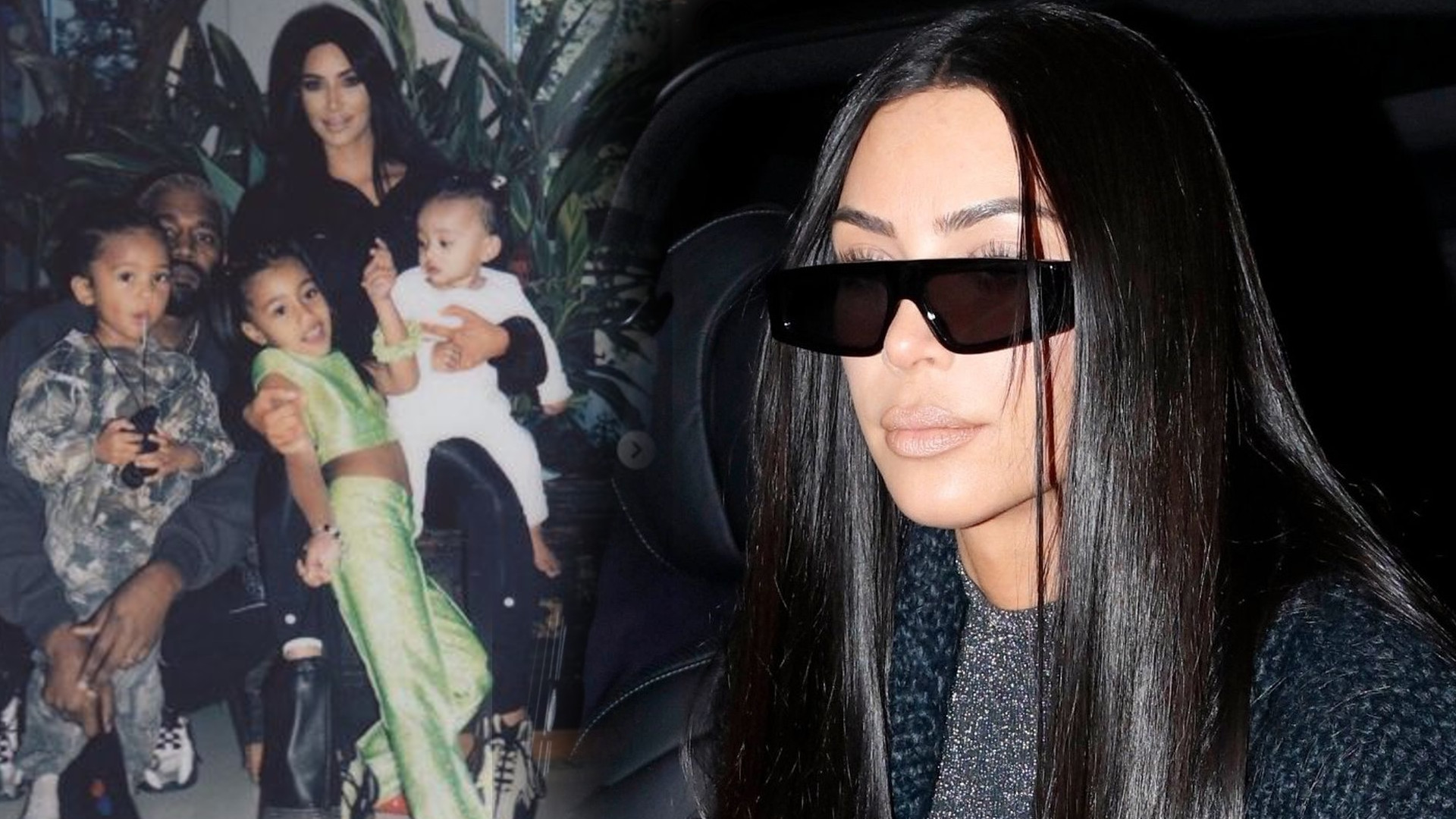 Kim Kardashian w panice zadzwoniła pod numer ratunkowy – jej 3-letni syn Saint miał silną reakcję alergiczną