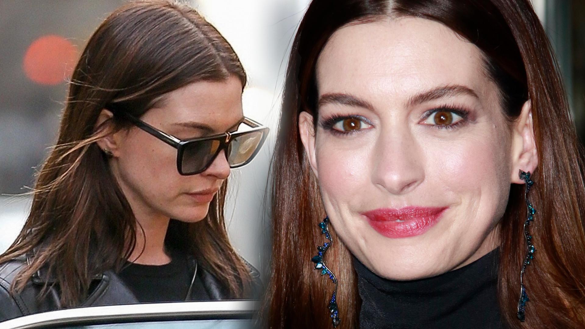 Anne Hathaway OSZPECONA na okładce? Graficy zmienili ją nie do poznania!