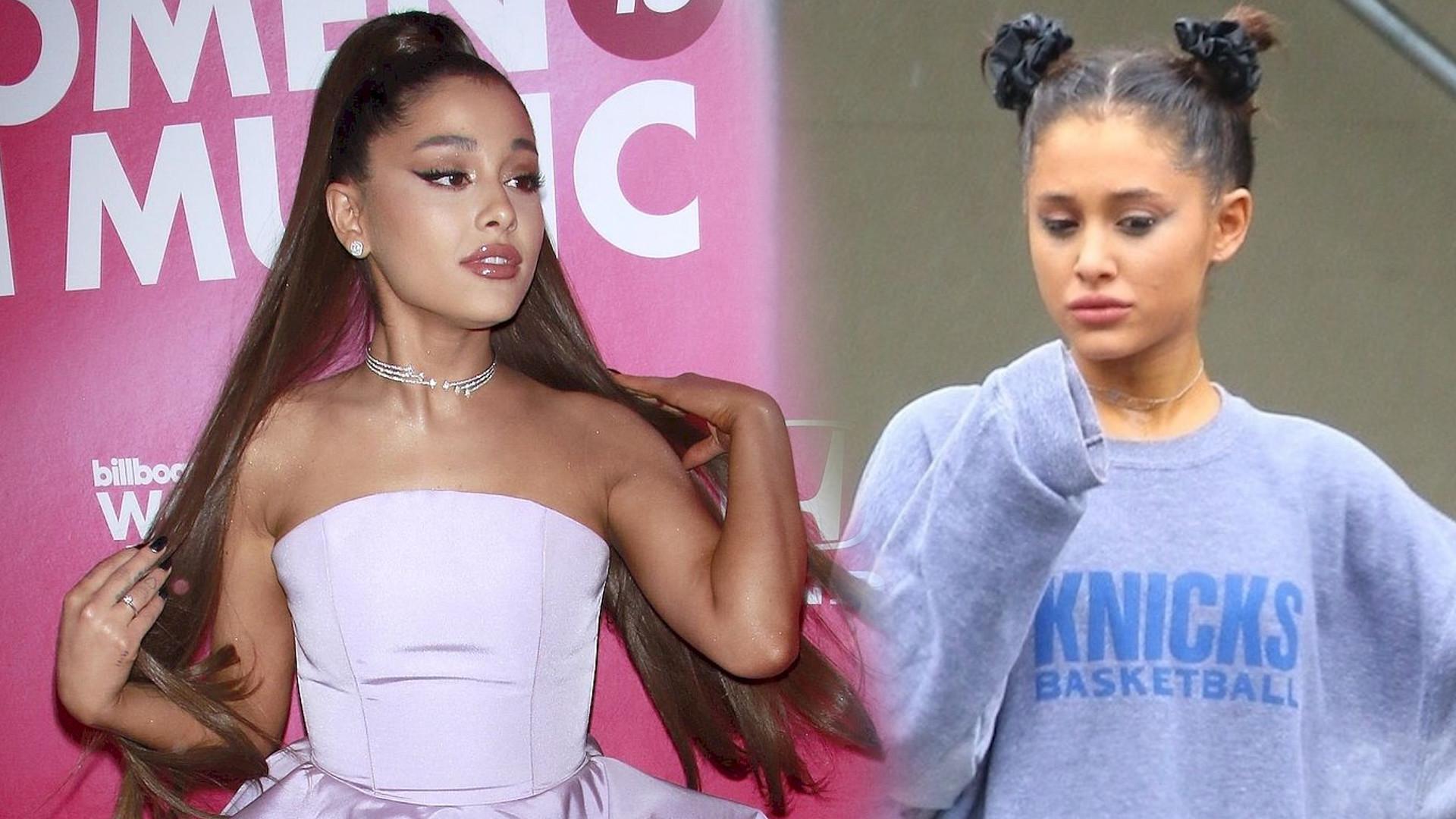 Ze zdrowiem Ariany Grande nie jest dobrze – te zdjęcia przerażają
