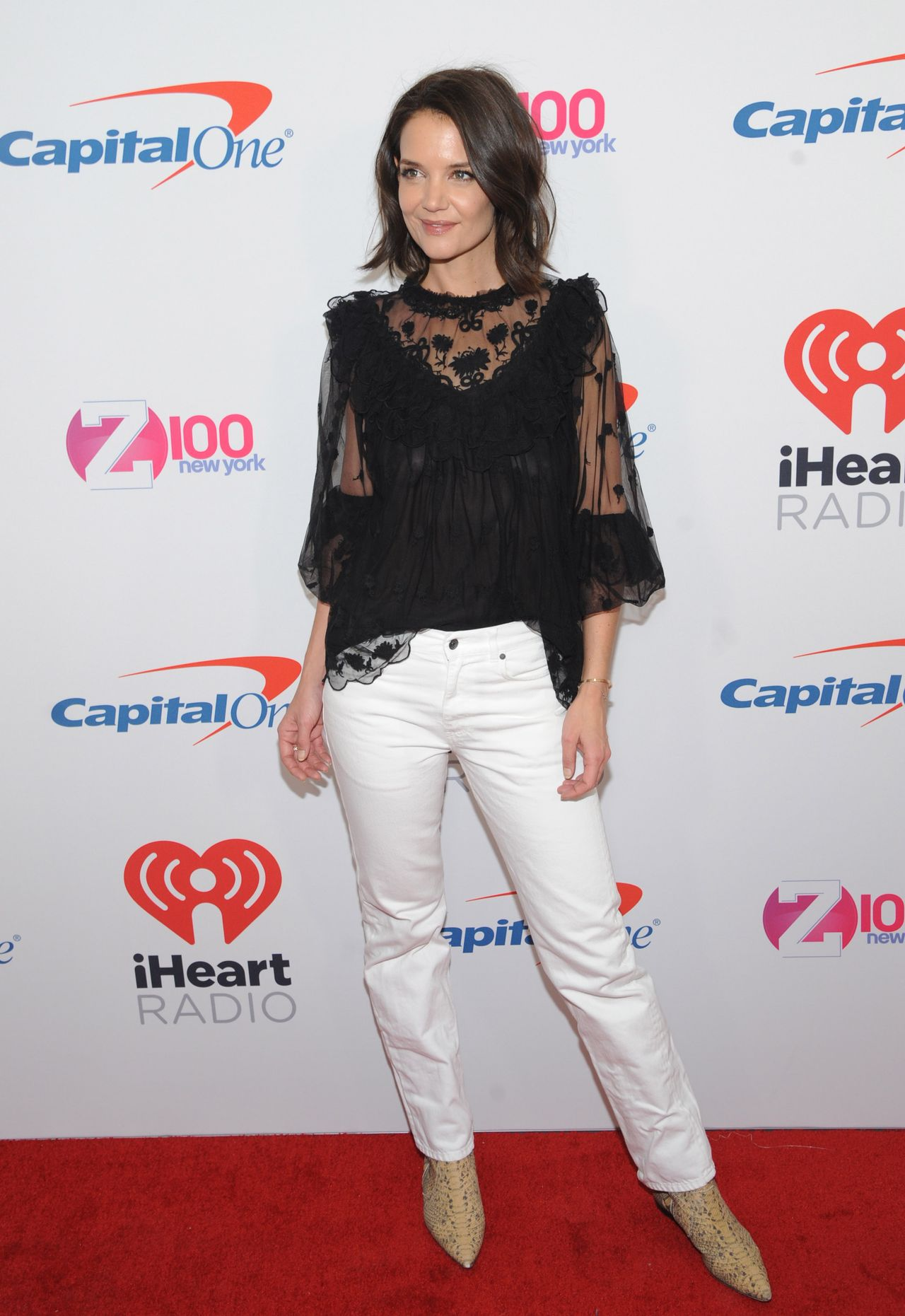 Z100 Jingle Ball 2018