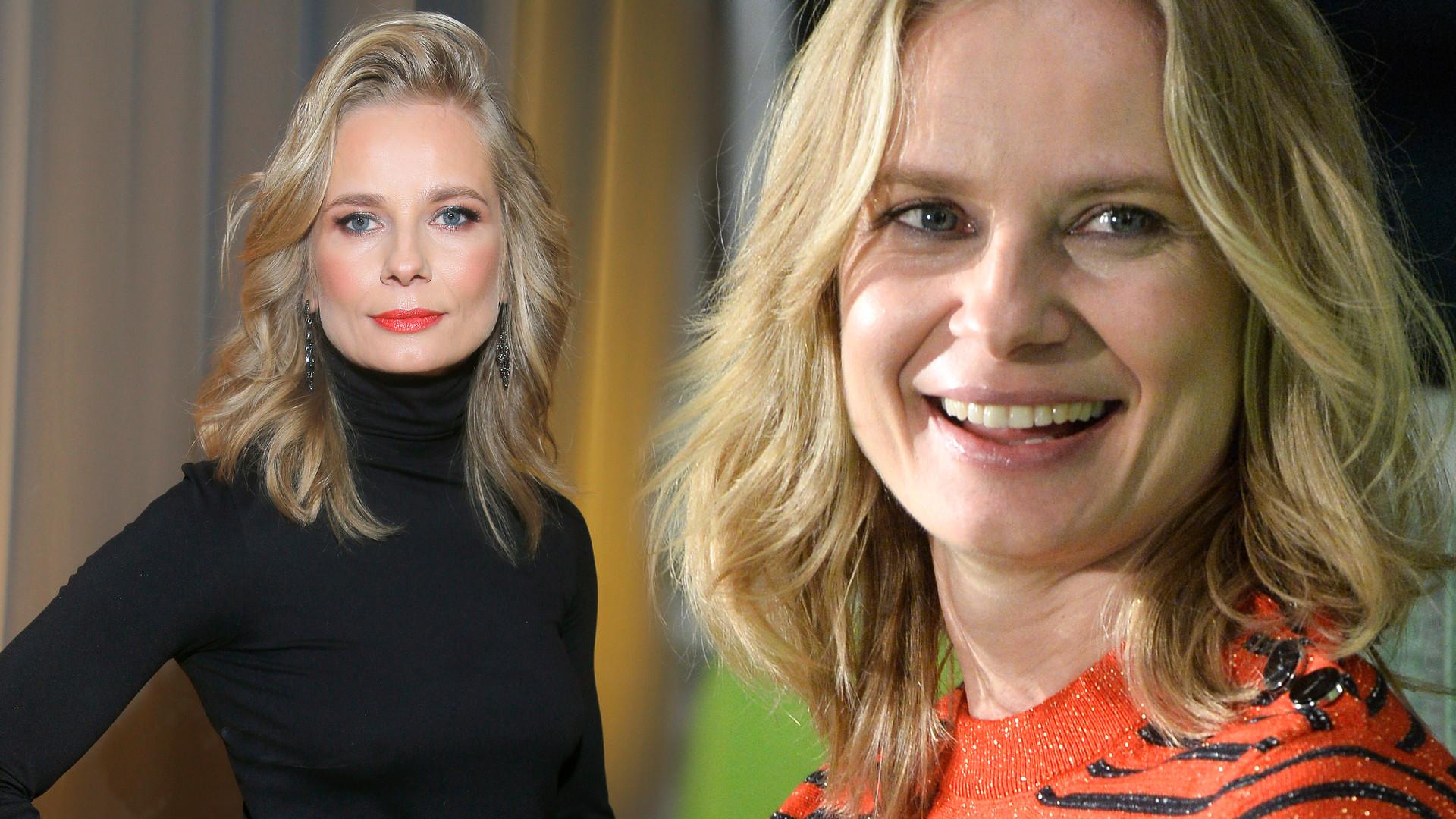Magda Cielecka i młodszy o 17 lat aktor mają romans? Są bardzo zakochani!