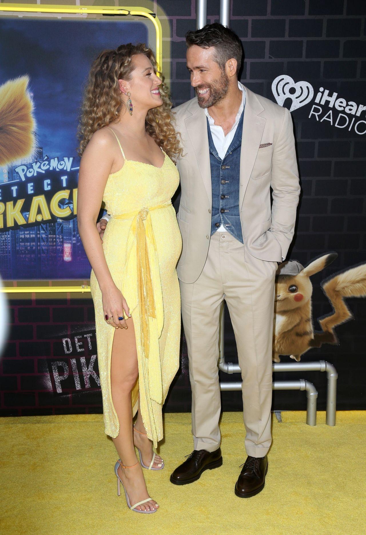 Blake Lively w ciąży