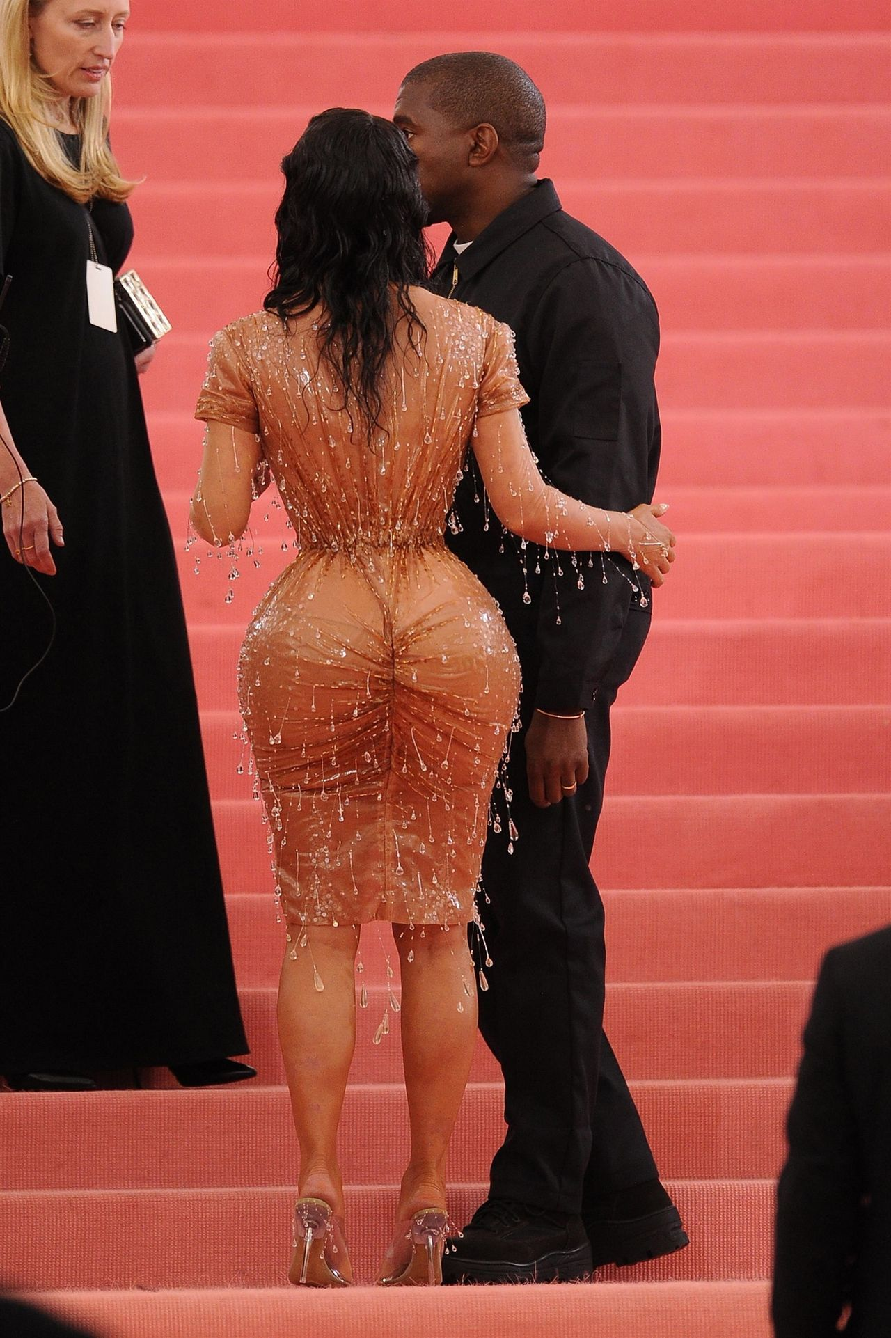 2019 Met Gala KIm Kardashian West and Kanye West
