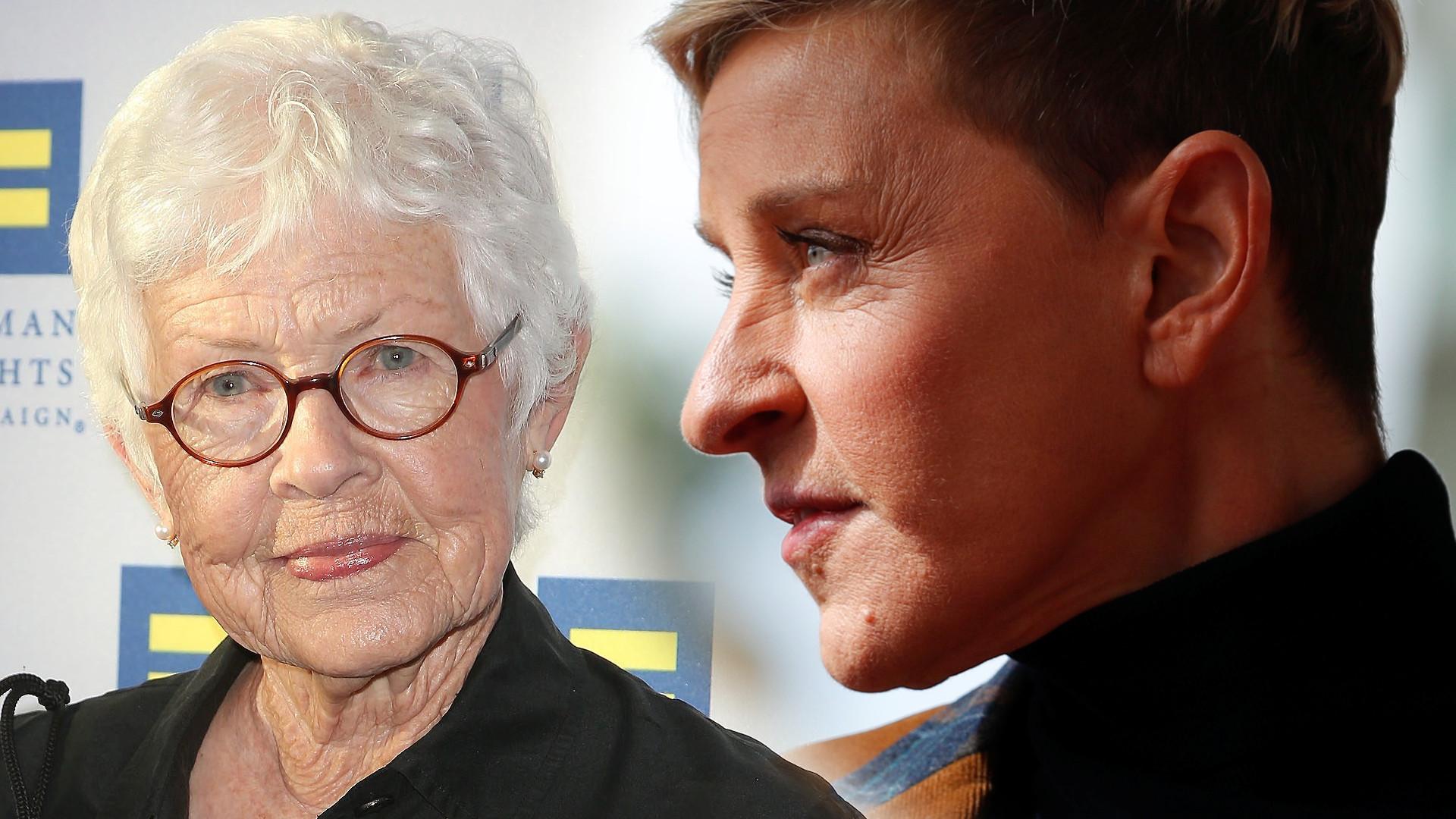 Ellen DeGeneres była MOLESTOWANA przez OJCZYMA jako nastolatka – jej matka komentuje dramat córki
