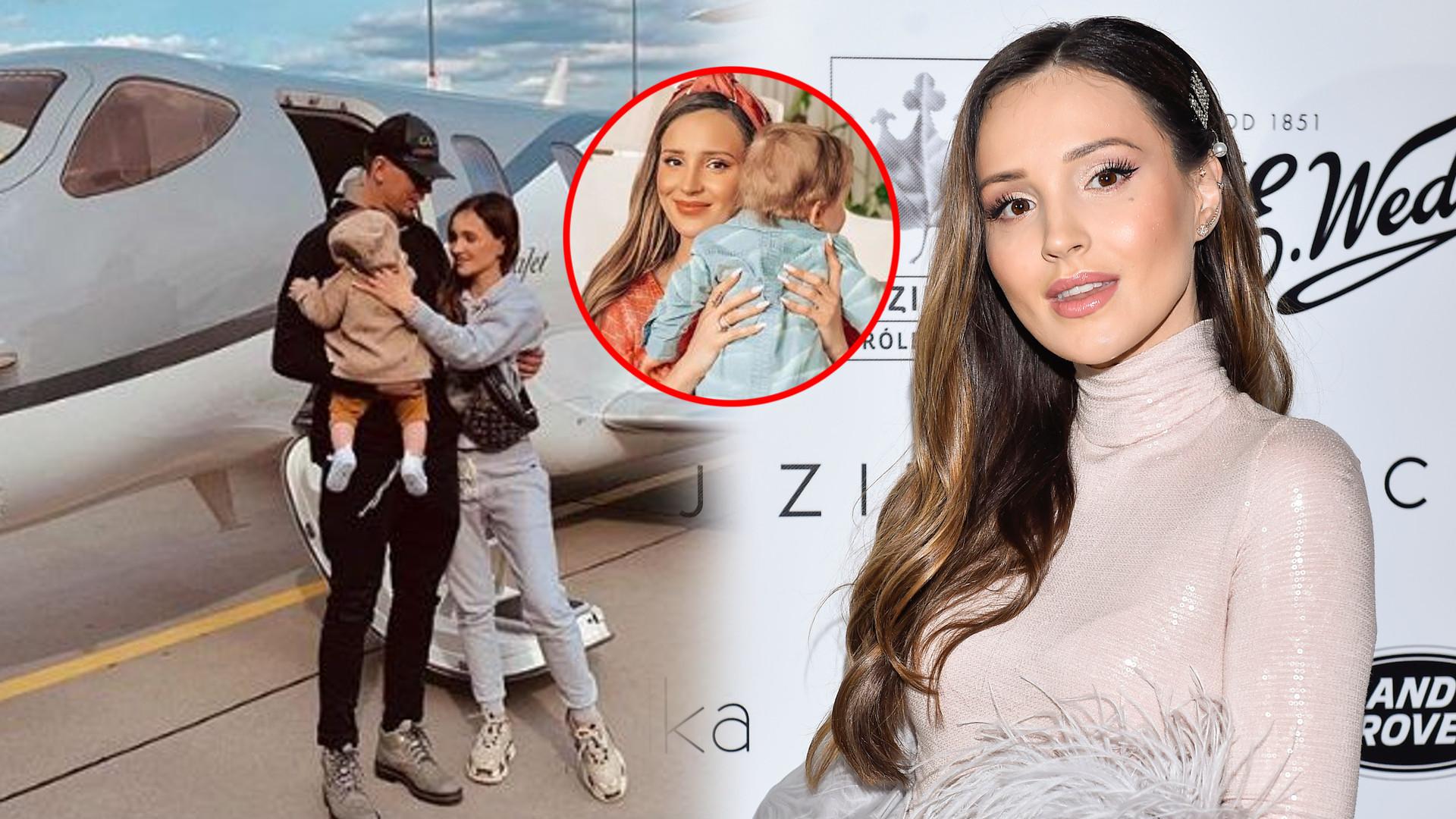 Marina pokazała PREZENT od małego Liama na Dzień Matki, fani: Ma DOBRE KIESZONKOWE!