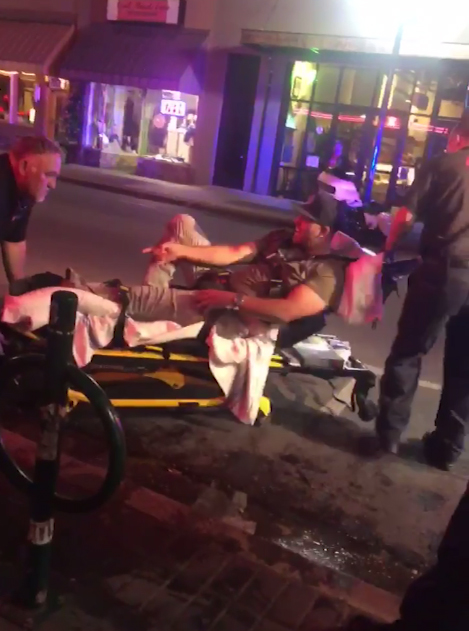 EXCLUSIVE: Meghan Markle's Nephew Snapped His Ankle in Drunken Melee