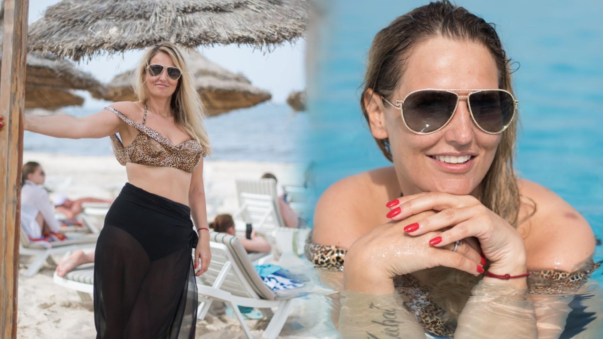 Dominika Tajner na plaży w Tunezji – nasz informator zdradził, czy chce WRÓCIĆ do Michała (ZDJĘCIA)