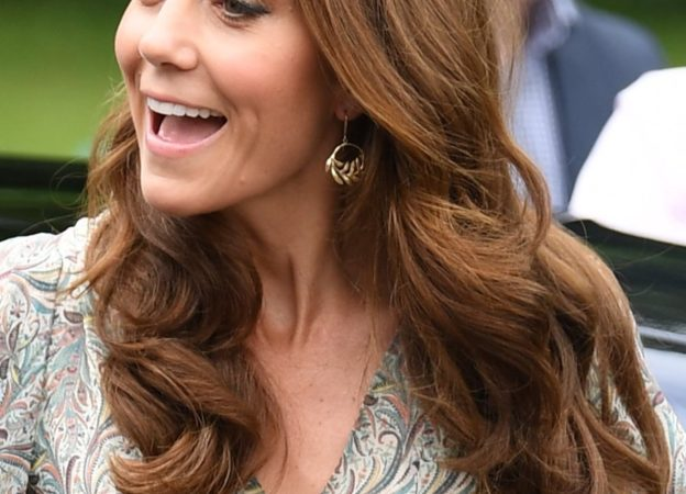 The Duchess of Cambridge joins a Photography Workshop
