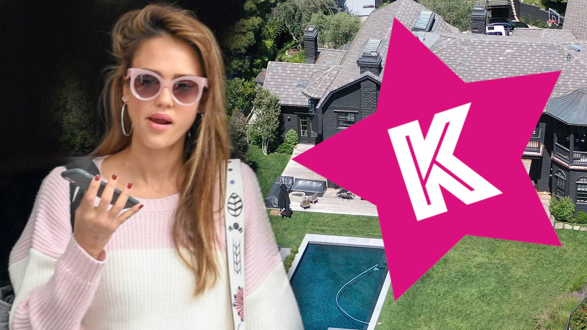 Jessica Alba kupiła NOWĄ posiadłość! Jest ogromna i warta miliony (ZDJĘCIA)