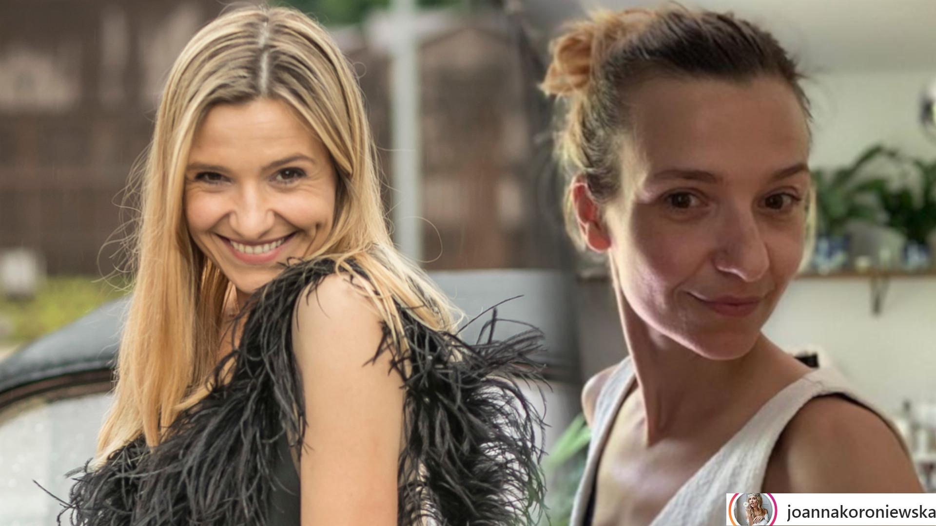 Joanna Koroniewska bez makijażu – zdradziła, dlaczego się NIE maluje