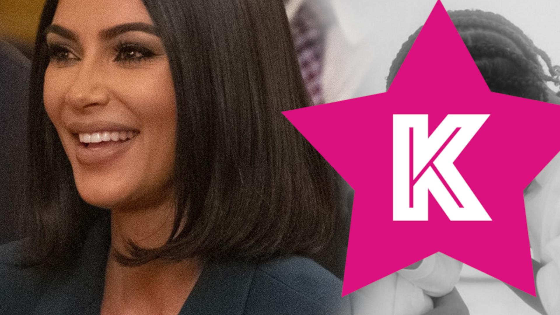 Tyle SŁODYCZY! Kim Kardashian pokazała Psalma i Sainta na jednym zdjęciu