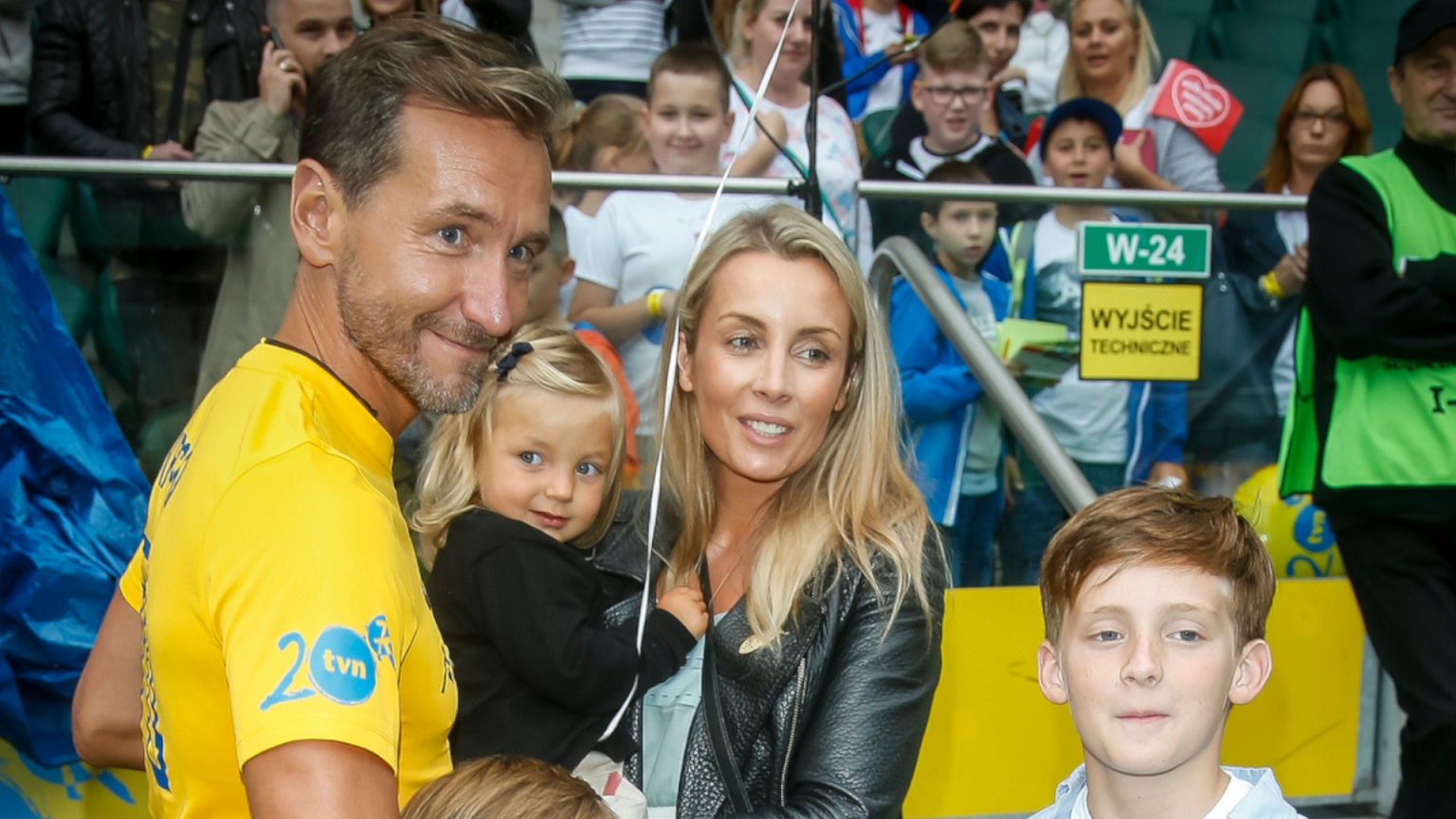 Piotr Kraśko i Karolina Ferenstein postanowili zmienić dziecku IMIĘ. Jak teraz będzie się nazywać?