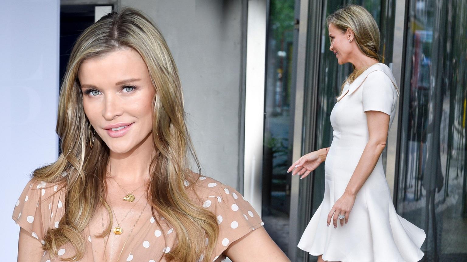 Joanna Krupa o zachciankach w ciąży! – Jest tak jak pokazuje na Instagramie?