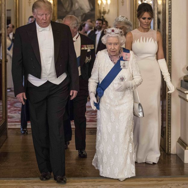 President Trump State Visit to UK: Day 1