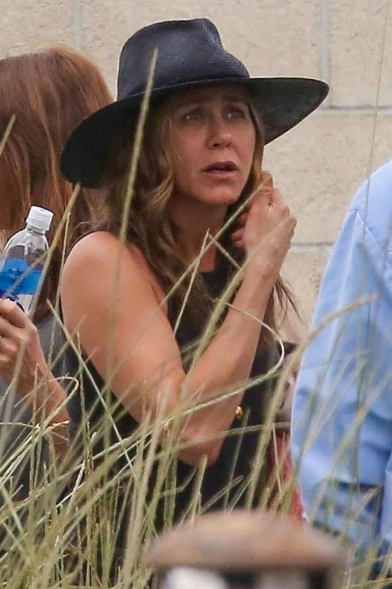 Jennifer Aniston spotkała się z Courteney Cox w Meksyku