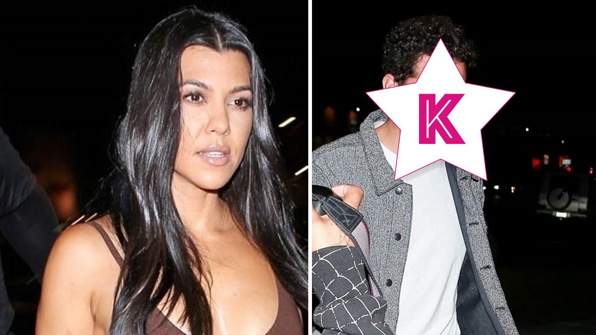 Kourtney Kardashian poszła do restauracji z PRZYSTOJNYM facetem, a tam… jej BYŁY FACET (ZDJĘCIA)