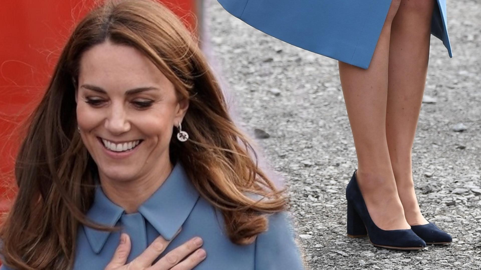 Kate Middleton potwierdziła swoim zachowaniem, że KONKURUJE z Meghan Markle