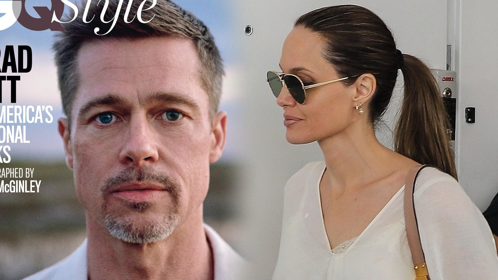 Brad Pitt o BÓLU i SMUTKU po rozpadzie małżeństwa z Angeliną