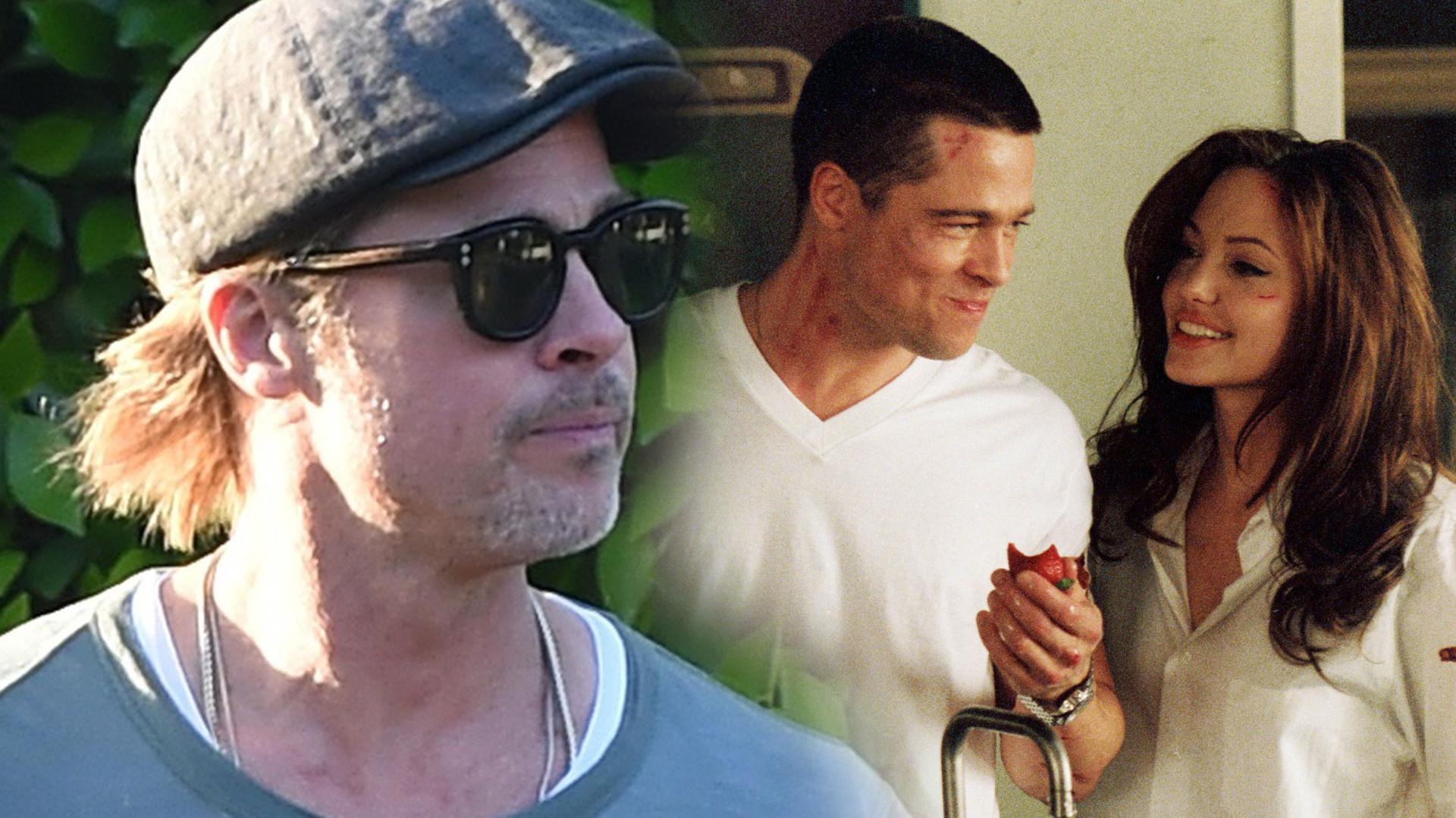 Brad Pitt opowiada o terapii AA – po rozstaniu z Jolie leczył się półtora roku z alkoholizmu