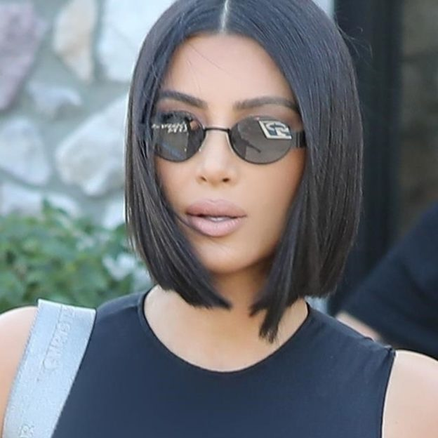 *EXCLUSIVE* Kim Kardashian shows off shorter hair after grabbing breakfast with Jonathan Cheban