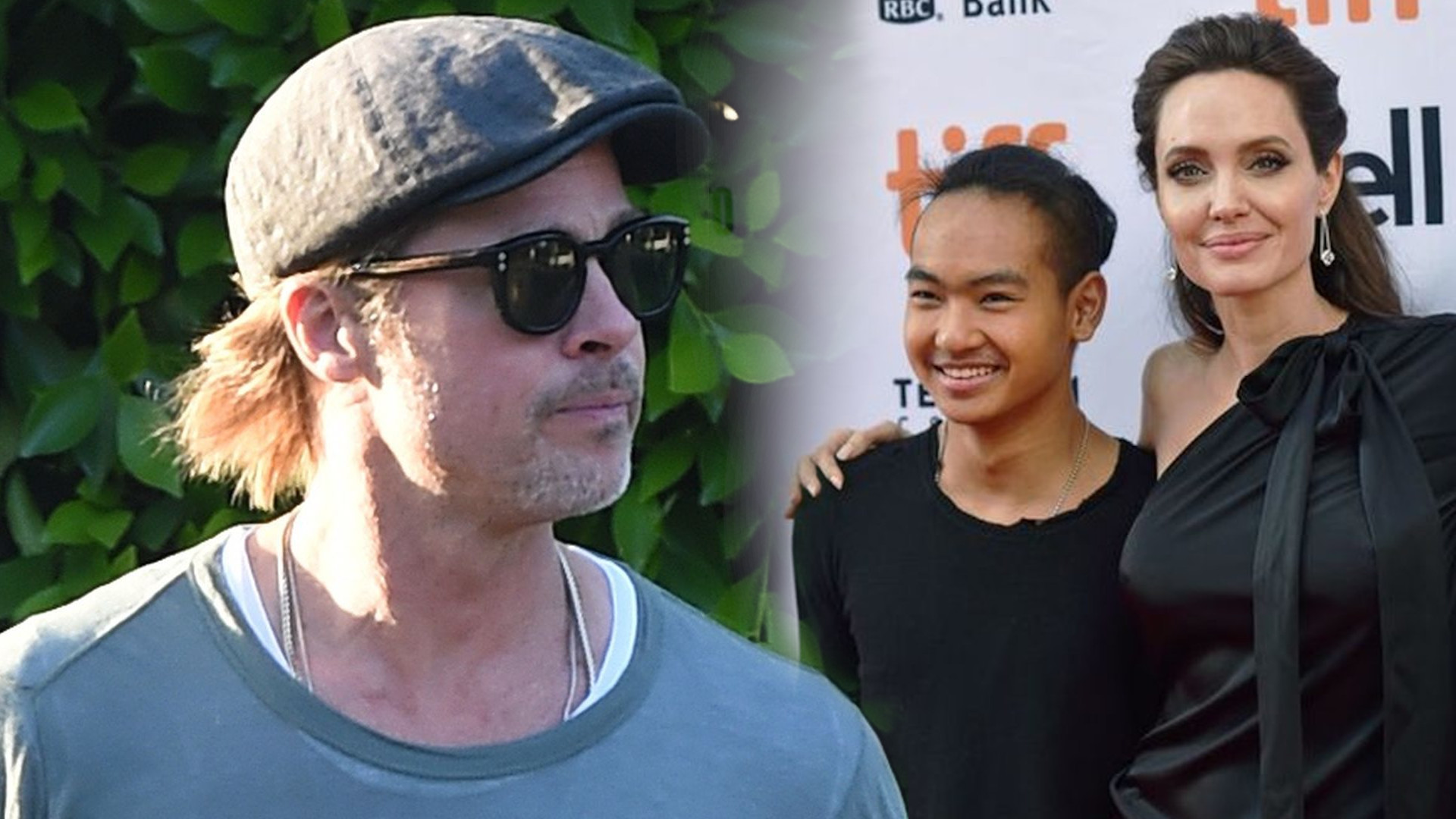 Maddox został zapytany o Brada Pitta. Jego odpowiedź niepokoi