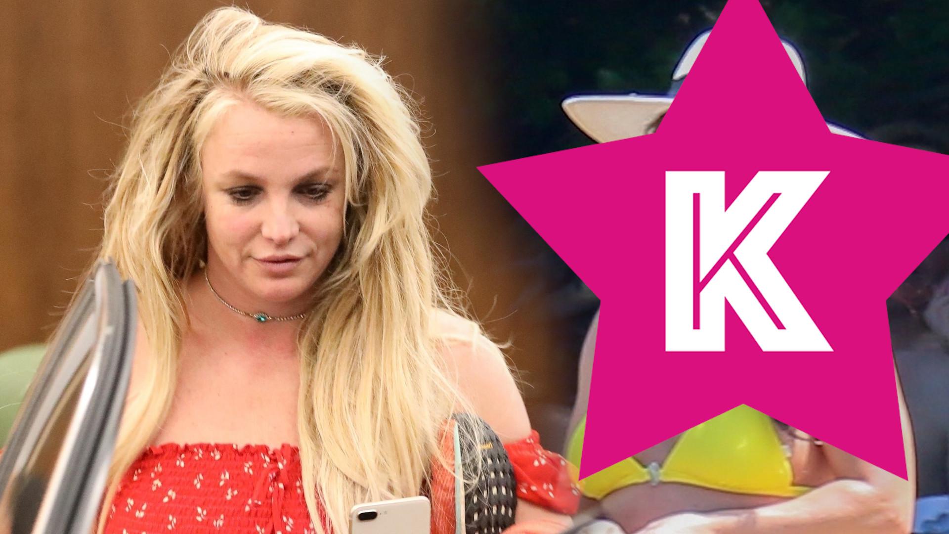 Britney Spears w BIKINI i w CIEMNYCH włosach – gwiazda kompletnie zmieniła wizerunek (ZDJĘCIE)