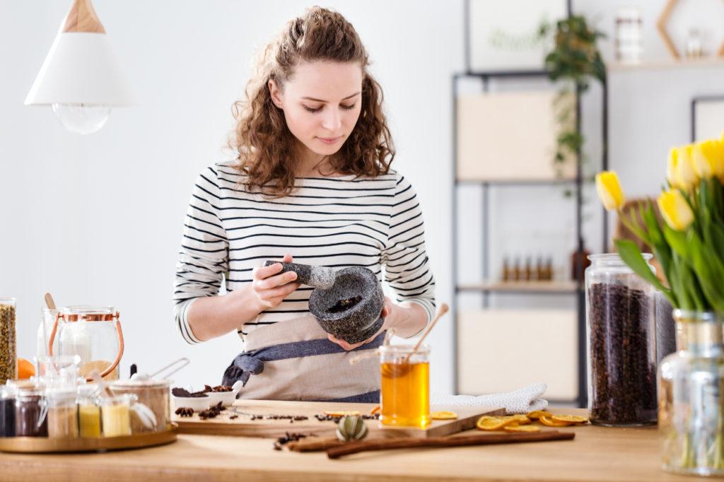 Magdalena Pyznar domowe kosmetyki