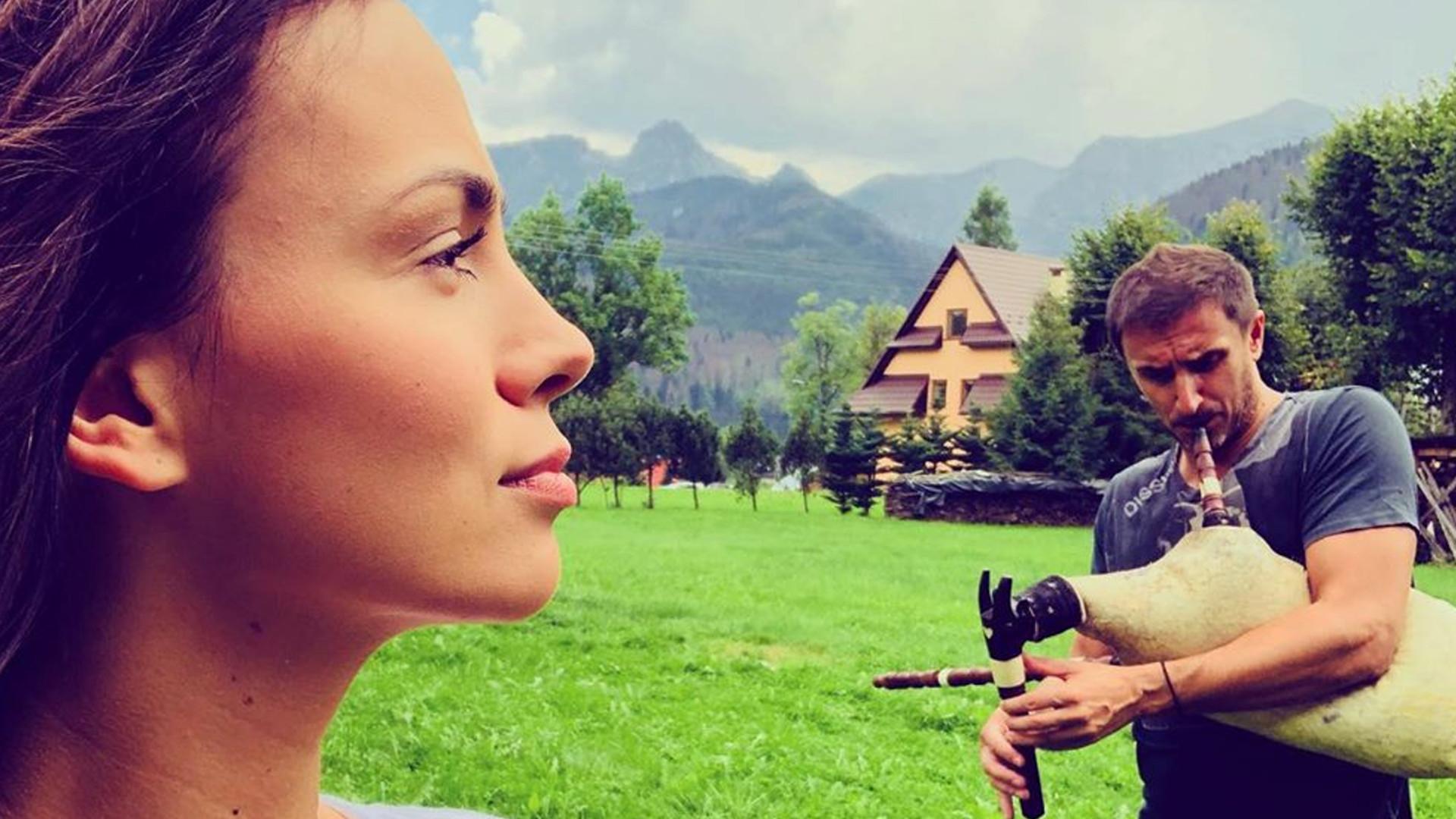 Paulina Krupińska pokazała bardzo prywatny moment Sebastiana Karpiela-Bułecki z córką Antosią