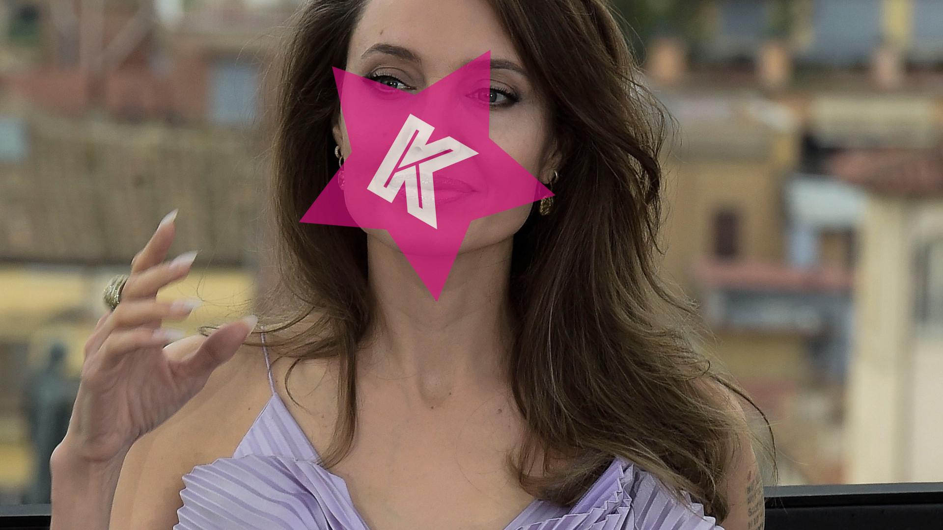 Angelina Jolie ma nową twarz – gwiazda wygląda, jakby spuchła (ZDJĘCIA)