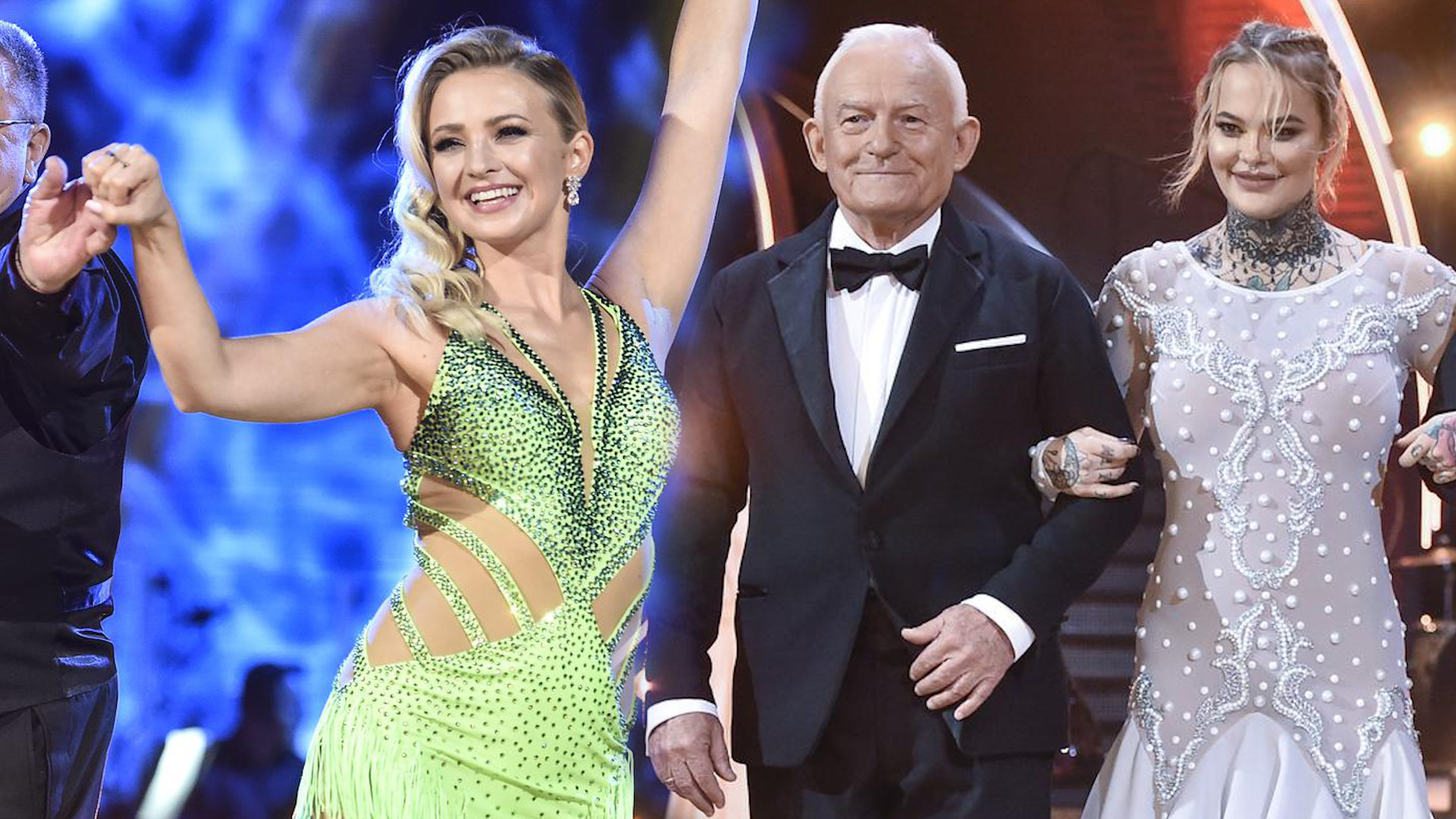 Uczestnicy Tańca z Gwiazdami zatańczyli z rodziną! Monika Miller z dziadkiem, Kurdej-Szatan z tatą (WIDEO)
