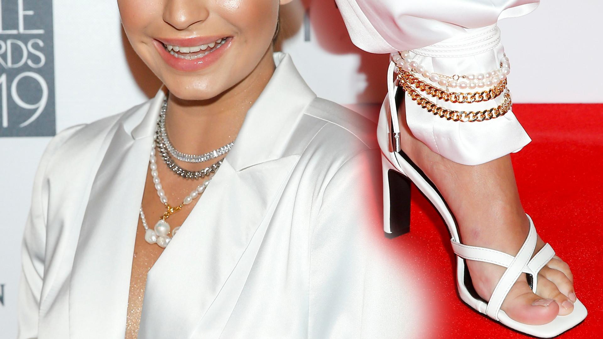 Julia Wieniawa ZASKOCZYŁA makijażem – bez stanika jak Jennifer Lopez (ZDJĘCIA)