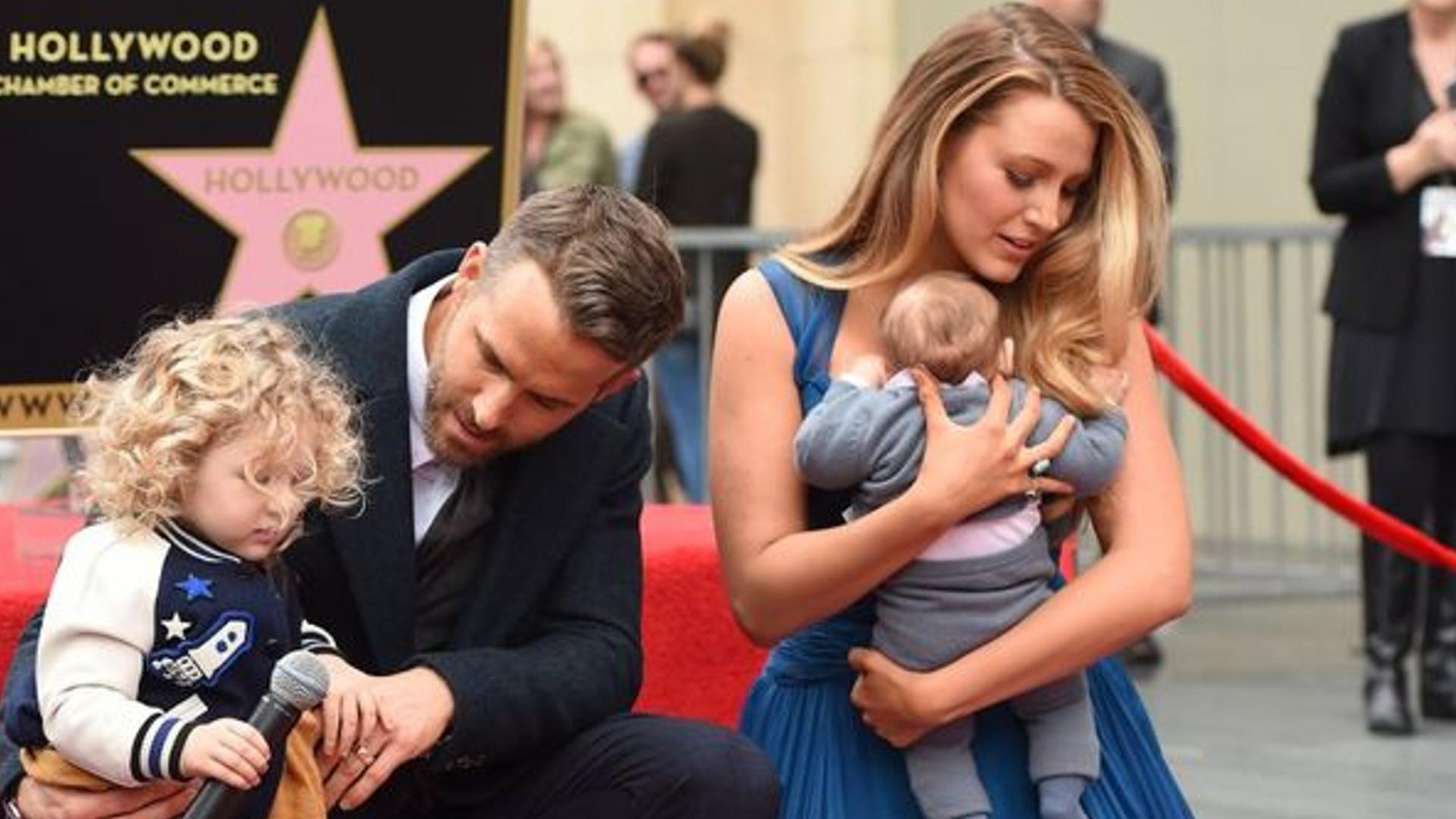 Blake Lively i Ryan Reynolds pokazali pierwsze zdjęcie z córeczką, która urodziła się latem