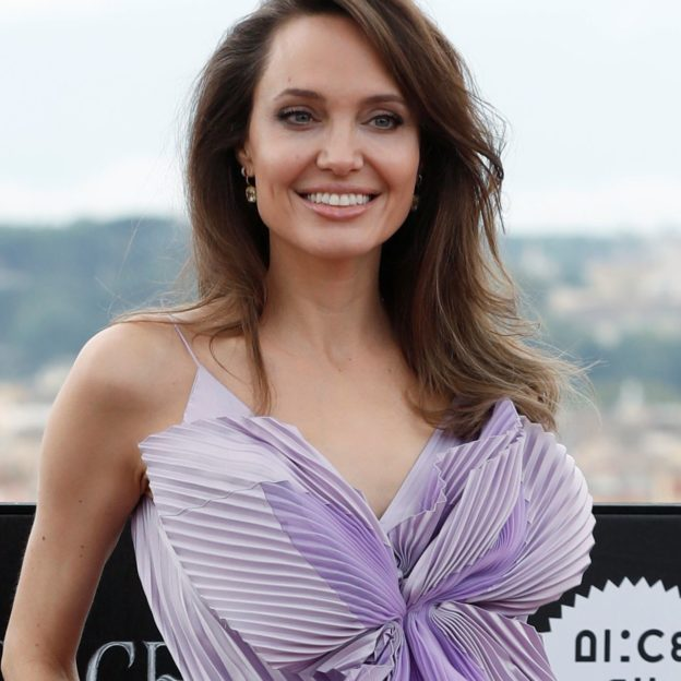"""Photocall ahead of the European premiere of """"Maleficent: Mistress of Evil"""" in Rome"""